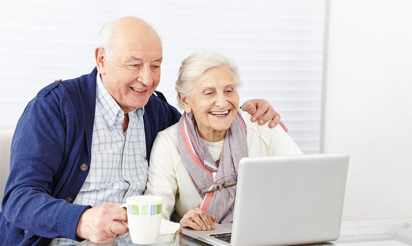New Year's Resolutions for Senior Citizens!