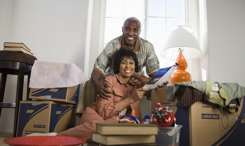 How to Help Your Elderly Parent Prepare to Move