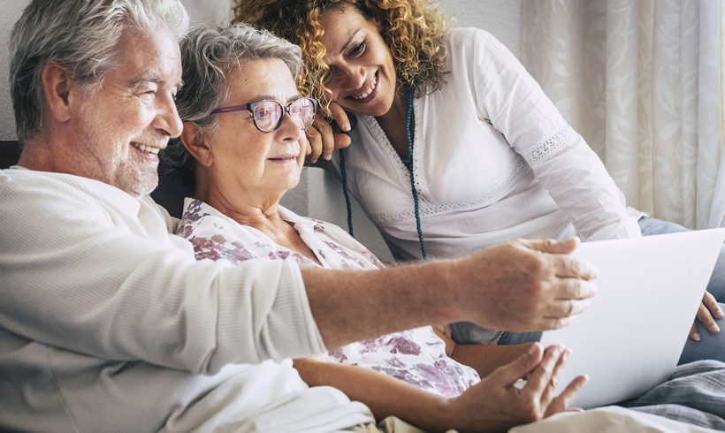Simple Ways to Prevent Loneliness for your Aging Parent